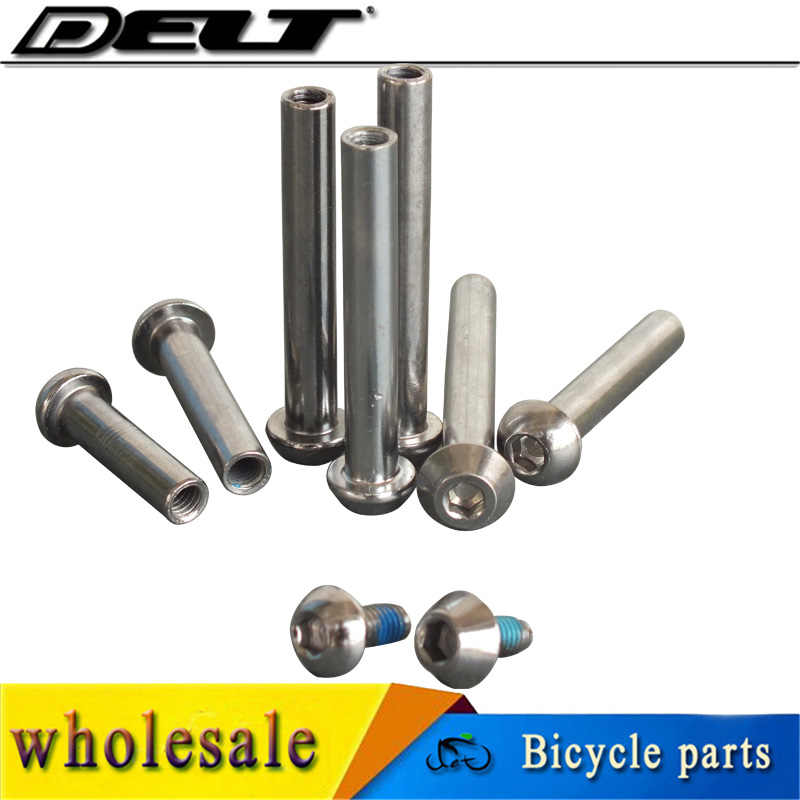 M6 & 8*29 ~ 86 Mm Scooters Roller Skate Fiets Cantilever Frame Fiets Schokdempers Nut & Bolt schroef Accessoires