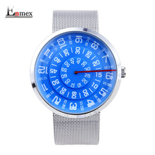 Enmex special design digital watch waterproof