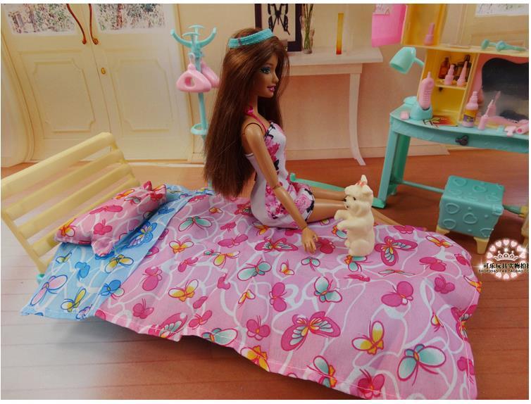 Novi dizajn lutka ormarić set / Dollhouse namještaj za spavaće - Lutke i pribor - Foto 2