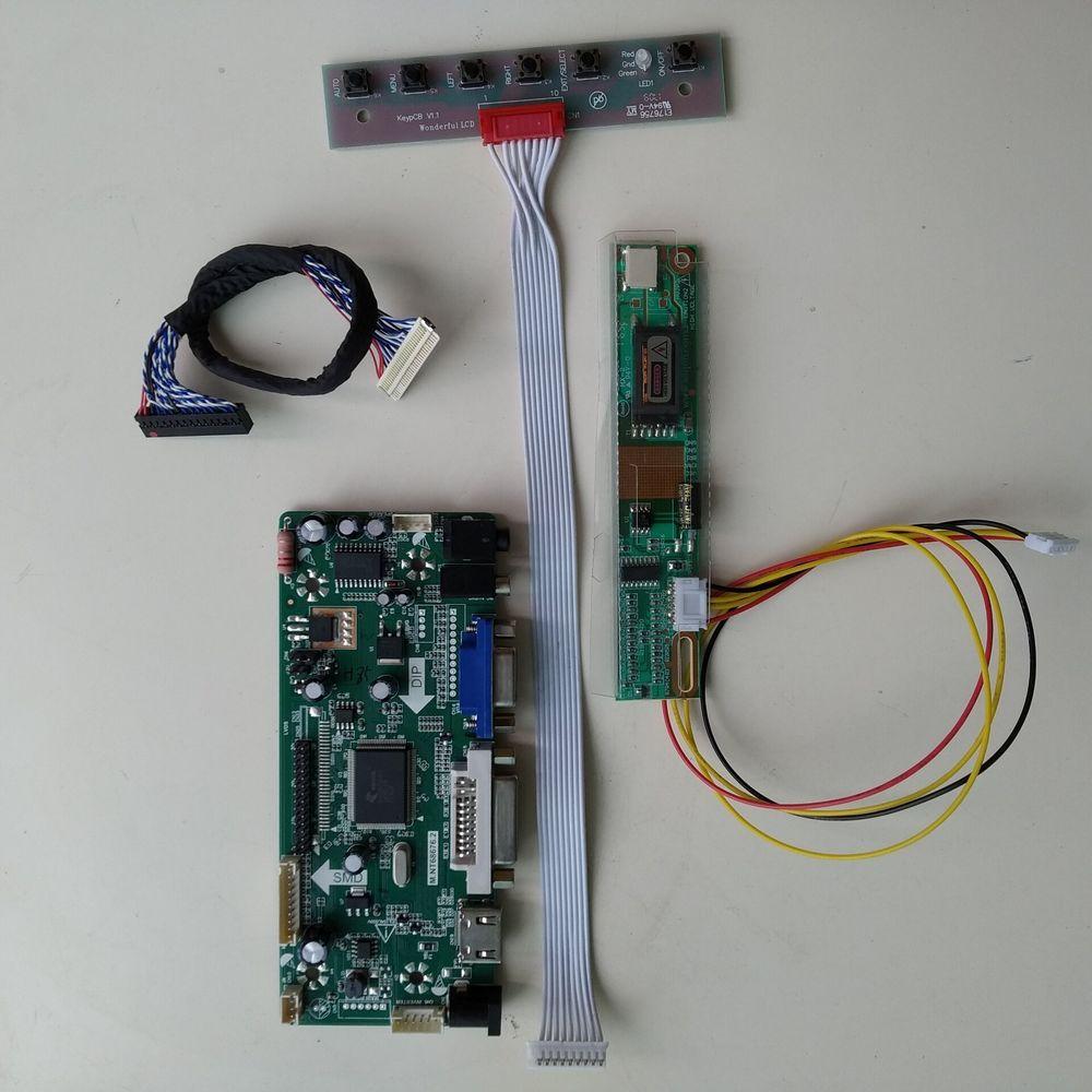 Kit For LTN150XG-L05 Signal VGA 1024X768 Panel Monitor 30pin 15