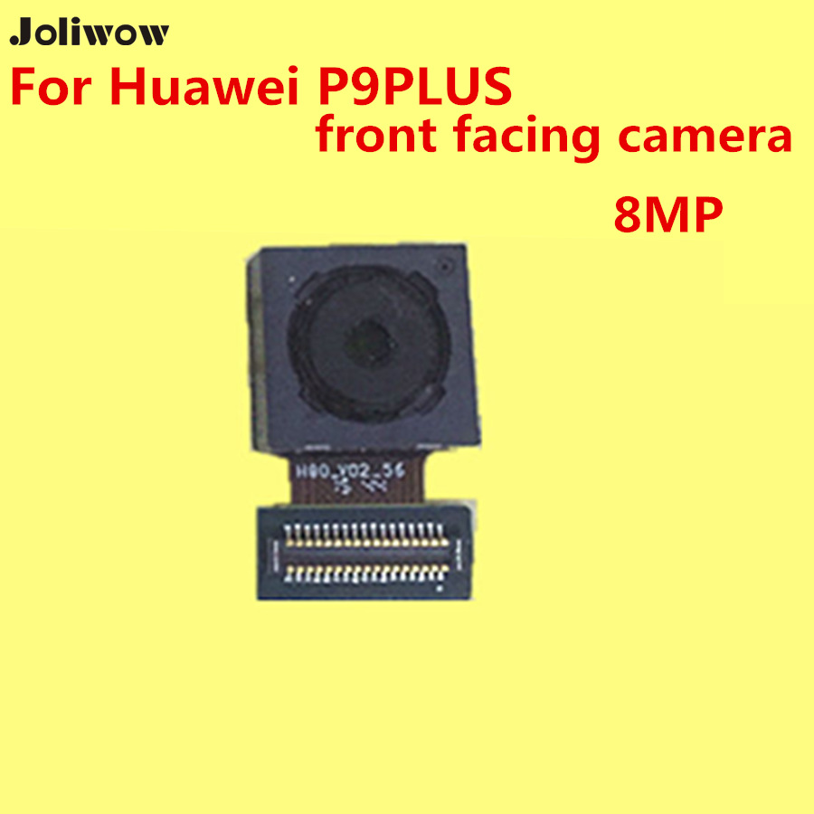 Original front facing camera 8MP For  Huawei P9PLUS Phone VIE-AL10 version + Give silicon case 1pc