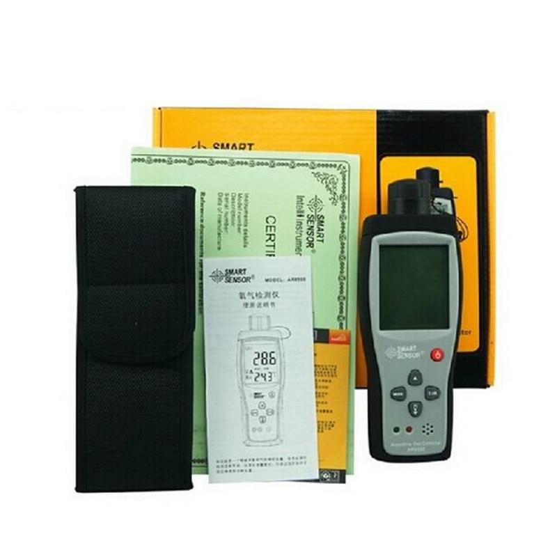 Smart sensor AR8500 Handheld Ammonia Gas NH3 Detector Meter Tester Monitor Range 0-100PPM Sound Light