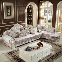 European Style Sofa Set For Living Room