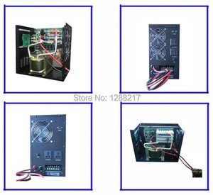 Solar Grid off Inverter 1500W 24/48VDC to 220/110VAC,50/60HZ dc to ac ups Inverter with Pure sine Wave Converter LCD Display