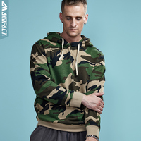 Aimpact 2018 Spring Cotton Camo Men S Hoodie Sweatshirt Casual Hoody Men Fashion Clothing Urban Pullovers