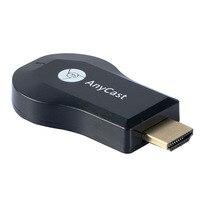 M2 PLUS Player TV Del Palillo de HDMI Dongle Miracast Airplay Empuje Receptor de la Exhibición Wifi Soporte para Windows Mac OS iOS Anycast Android