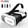 VR BOX II 2.0 Virtual Reality 2+Bluetooth 3.0 Remote Controller 3D Glasses Compatible 3.5-6 Inch Phone VR Headset for smartphone