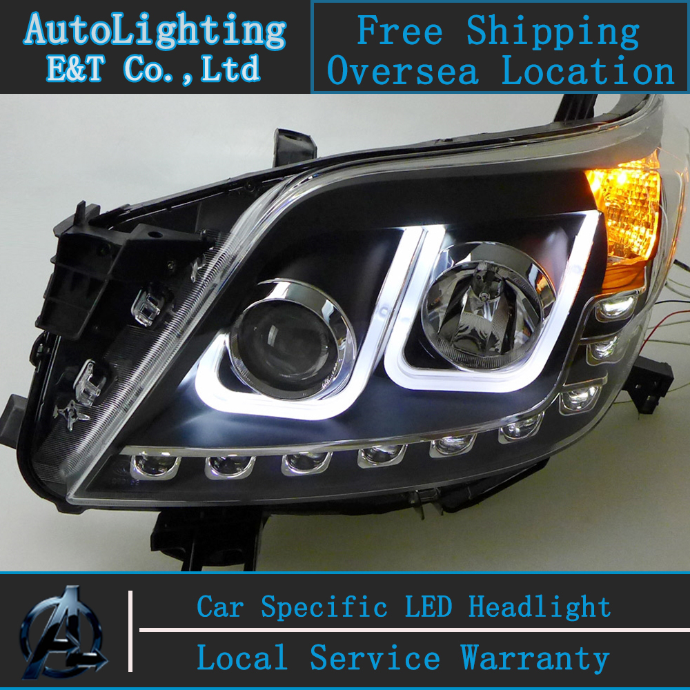 Car Styling Led Head Lamp For Toyota Prado F150 Led