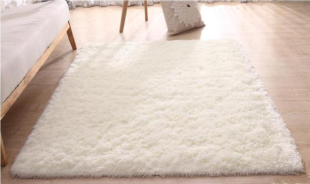 80cm X 120cm Area Carpet For Home Living Room 4 Sizes Off White Pink Blue