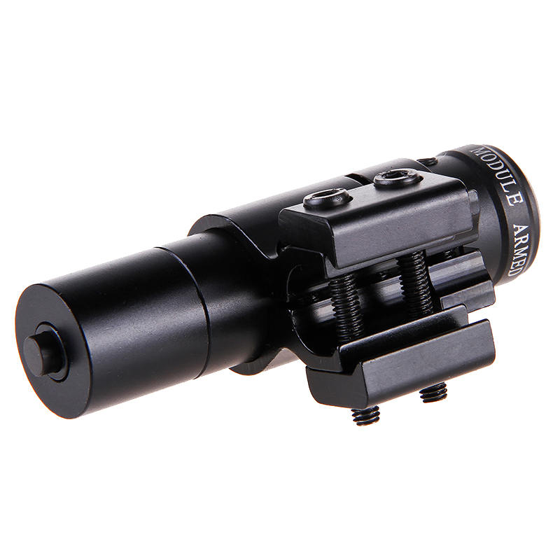 11mm 20mm Hot Sale Outdoor Red Dot Laser Adjustable Picatinny Rail Hunting Tactical Airsoft Air Guns Red Dot Laser FJ36