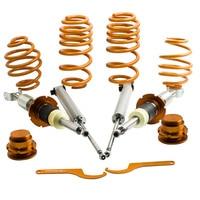 Lowering Coilovers for AUDI A6 4B C5 VW PASSAT 3B 3BG adjustable suspension Saloon/Estate Coil Spring Coilover Shocks Absorber
