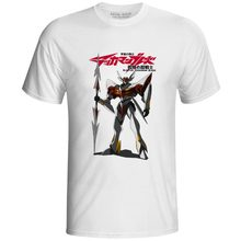 Blaster Tekkaman Blade T Shirt Novelty Design Punk Skate Retro Anime Space Knight T-shirt Creative Print Cartoon Unisex Tee