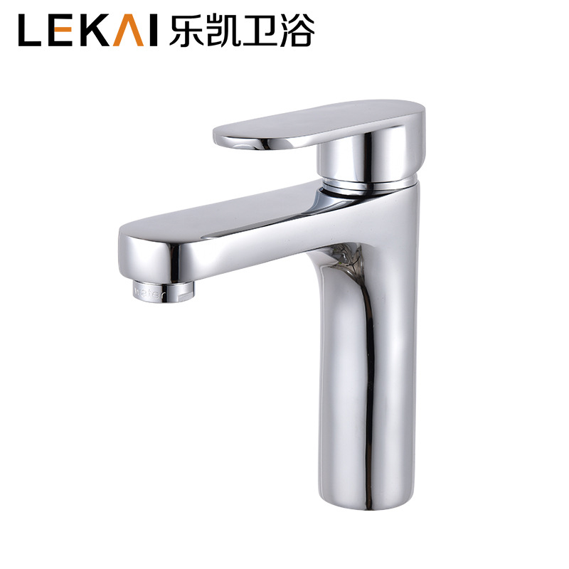 Aliexpress.com : Buy Single hole basin hot and cold water faucet ...