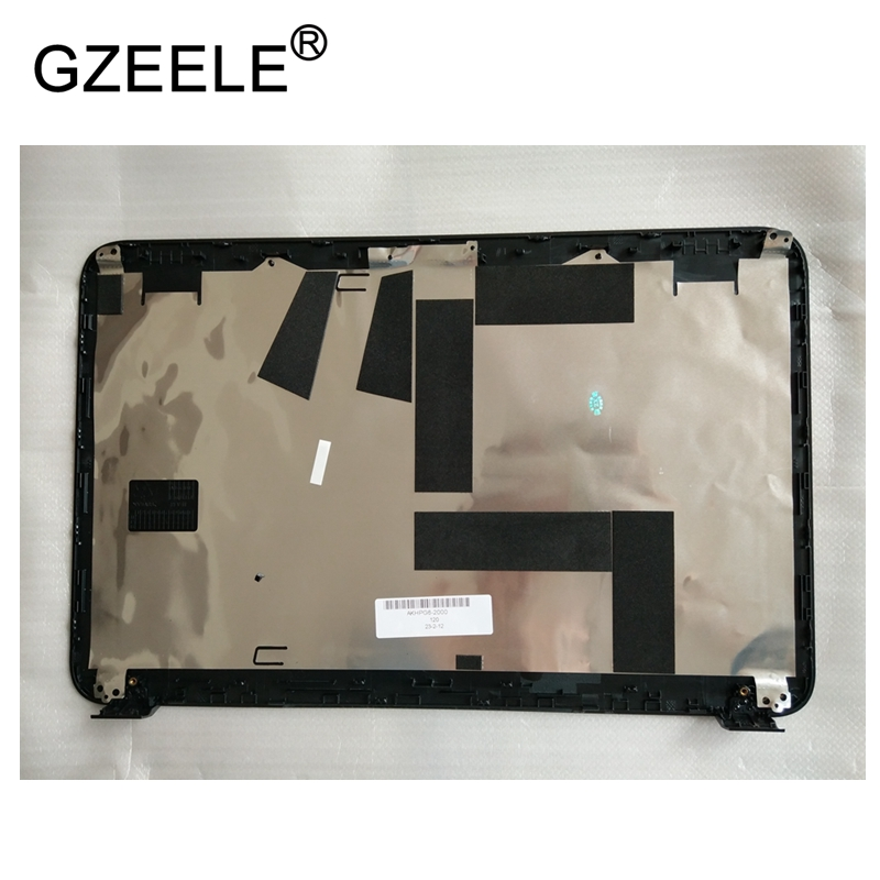 GZEELE New for HP Pavilion G6 G6-2000 15.6 LCD Back Cover 684163-001 top cover Back Rear Lid case g6-2364er g6-2365er g6-2137sr alilo медиаплеер медовый зайка g6