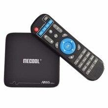 MECOOL M8S PRO Plus Android TV Box M8S PRO Plus Android 7.1 2G RAM 16G ROM Amlogic S905X WIFI H.265 4K Smart Mini PC Set Top Box
