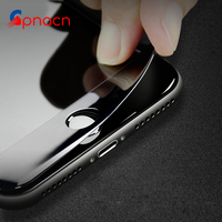 3D Soft Full coverage Tempered glass For iphone 6 6S 7 Plus Full 9H screen protector protective guard film for iPhone 7
