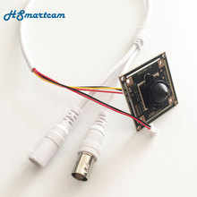 "HD Module 800TVL CCTV Camera Security PCB board 1/3"" CMOS 2.0MP 1080P Pinhole 2.8mm lens 650nm filter"