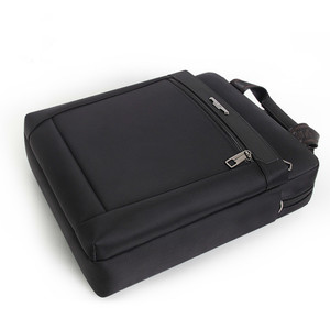Image 3 - 남자 작은 서류 가방 수직 문서 팩 남자 싱글 어깨 12 인치 IPAD 가방 남성 방수 나일론 메신저 백 Sac Homme