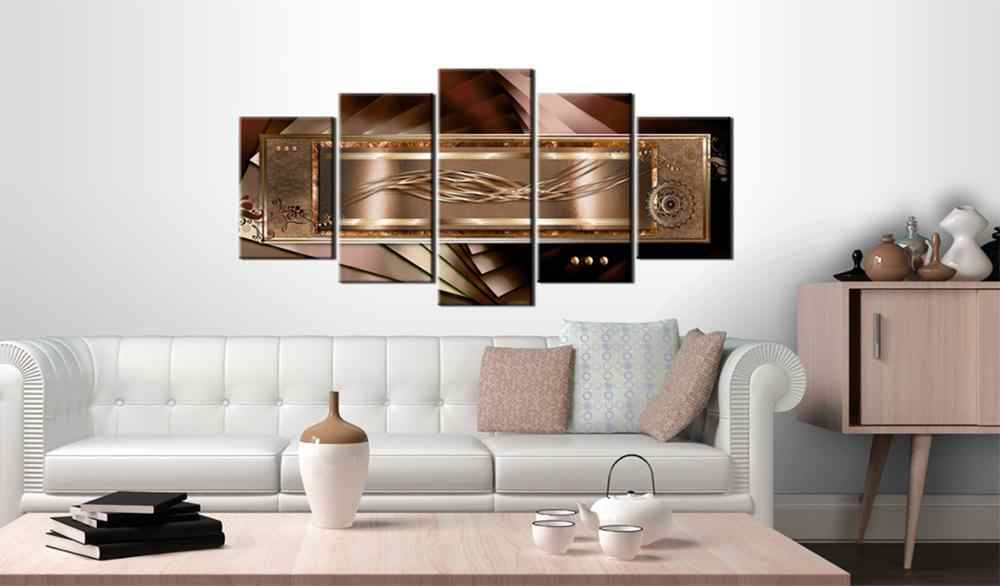 5 pieces/set Abstract poster Picture Print Painting On Canvas Wall Art Home Decor Living Room Canvas Art PJMT-B (168)