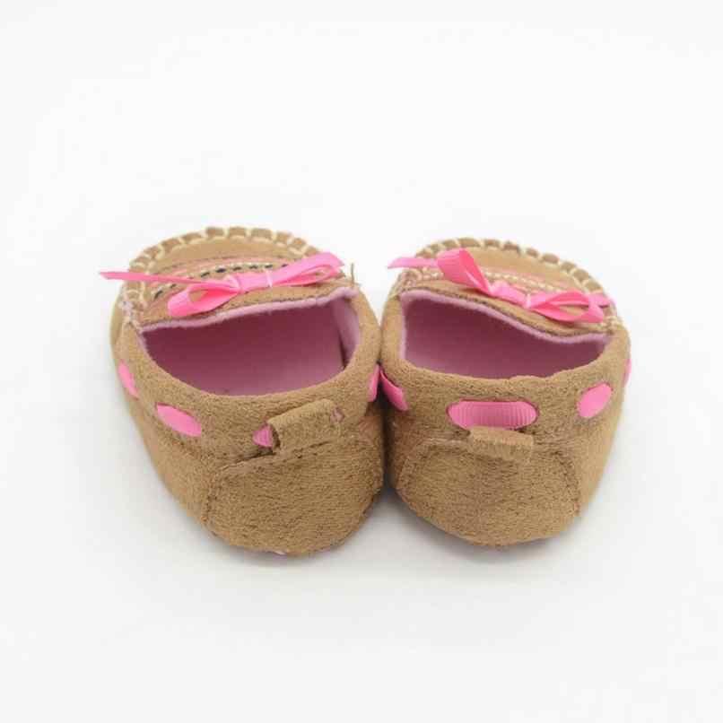 ARLONEET пинетки для девочек Мальчик Мягкая подошва кроссовки для детей обувь 2018 дети стекаются ткань обучения ребенка обувь для ходьбы