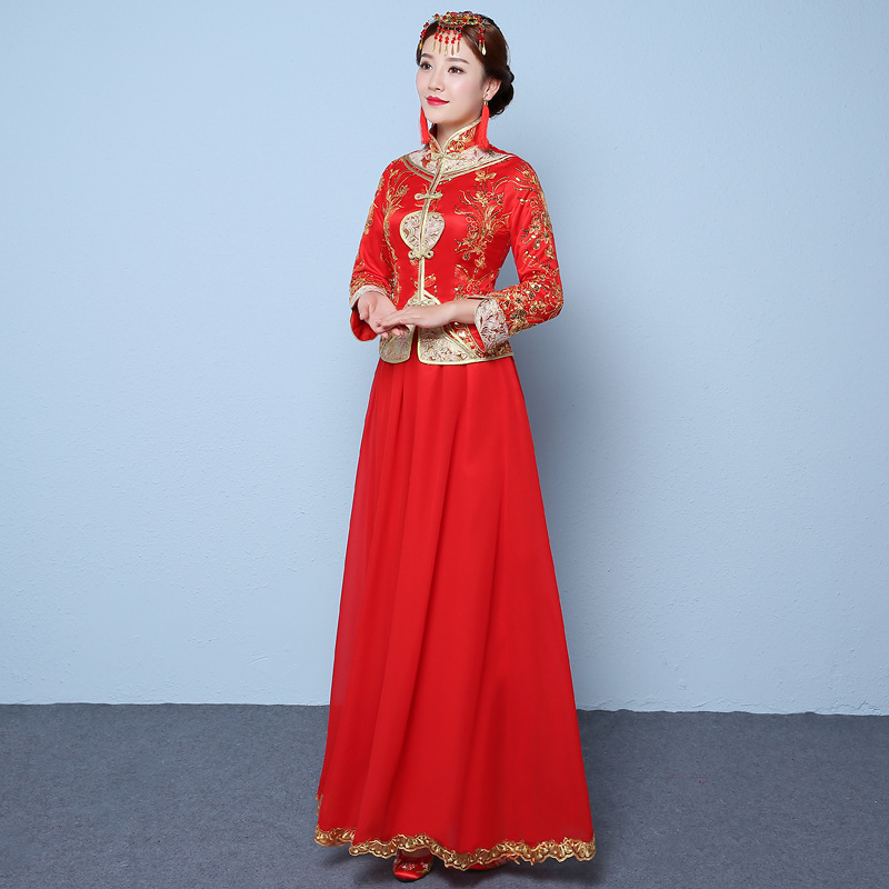 Traditional Wedding Gown Promotion Shop For Promotional