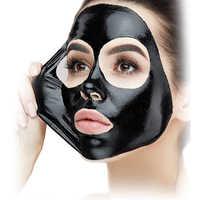 EFERO Black Head Remover Face Mask Nose Mask Pore Strip Black Mask Peel Off Acne Treatment Peeling Blackhead Remover Skin Care