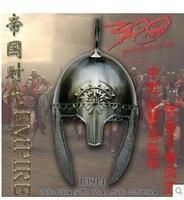 Хэллоуин этап Выступления Древний Рим герой роль Косплэй металлический шлем игрушка