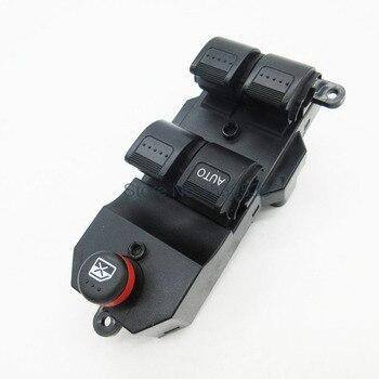 Электрический Мощность переключатель окна 35750-SAE-P02 для Honda Fit Джаз GD1 GD3 GD6 1.3L, 1.6L, 1.8L 2002 2003 2004 2005 2006 2007 2008 2009