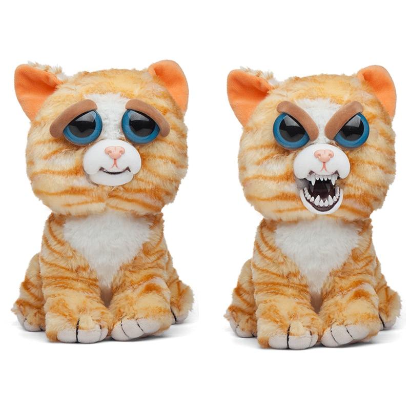 Christmas Gift cute Feisty Pets Plush children Toys funny Prank Doll For boys girls unicorn Kids toy feisty pets