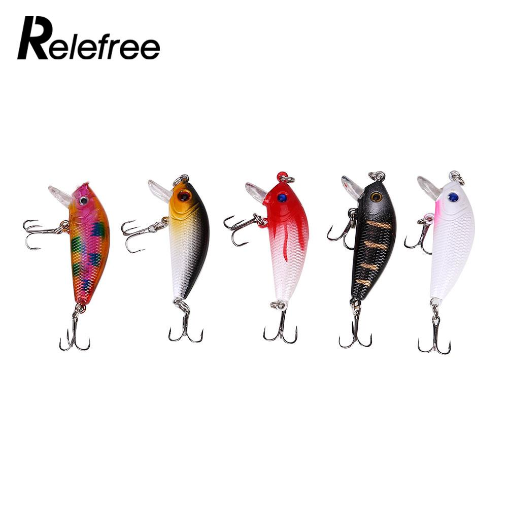 43pcs/set Mixed Models Fishing Lures Minnow Bait Crankbait Lure 2 Hooks wldslure 1pc 54g minnow sea fishing crankbait bass hard bait tuna lures wobbler trolling lure treble hook