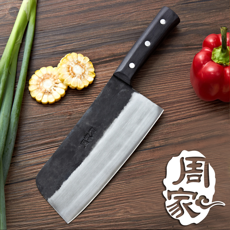 Free Shipping Handmade Clip Steel Kitchen Cutting Knife Household Multifunctional Cooking Slicing Knives Forged Chef CleaverFree Shipping Handmade Clip Steel Kitchen Cutting Knife Household Multifunctional Cooking Slicing Knives Forged Chef Cleaver