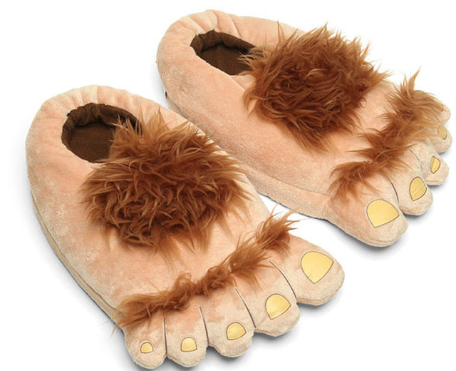 The Hobbit Slippers for Halloween and Indoors