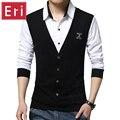 2017 camisa da moda homens clothing nova marca camisas de algodão de manga longa magro camisas casuais roupas tamanho asiático m-5xl x537