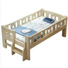 Mobilya Crib Kids Yatak Cocuk Yataklari Litera Infantiles Wood Cama Infantil Lit Enfant Muebles Bedroom baby furniture bed(China)