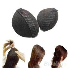 2PCS Girl Women DIY Hair Styling Magic Updo Tuck Comb Wear Hair Style Hairpin Comb 8TKG