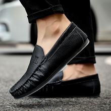 2018 new Mens shoes summer tide and lazy wild trend mens casual Casual high quality Shoes  5