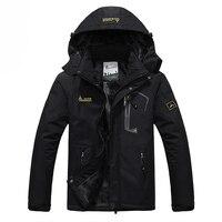 Men S Winter Jackets Warm Windproof Parkas Casual Thermal Hooded Coats Women Waterproof Brand Men Jacket