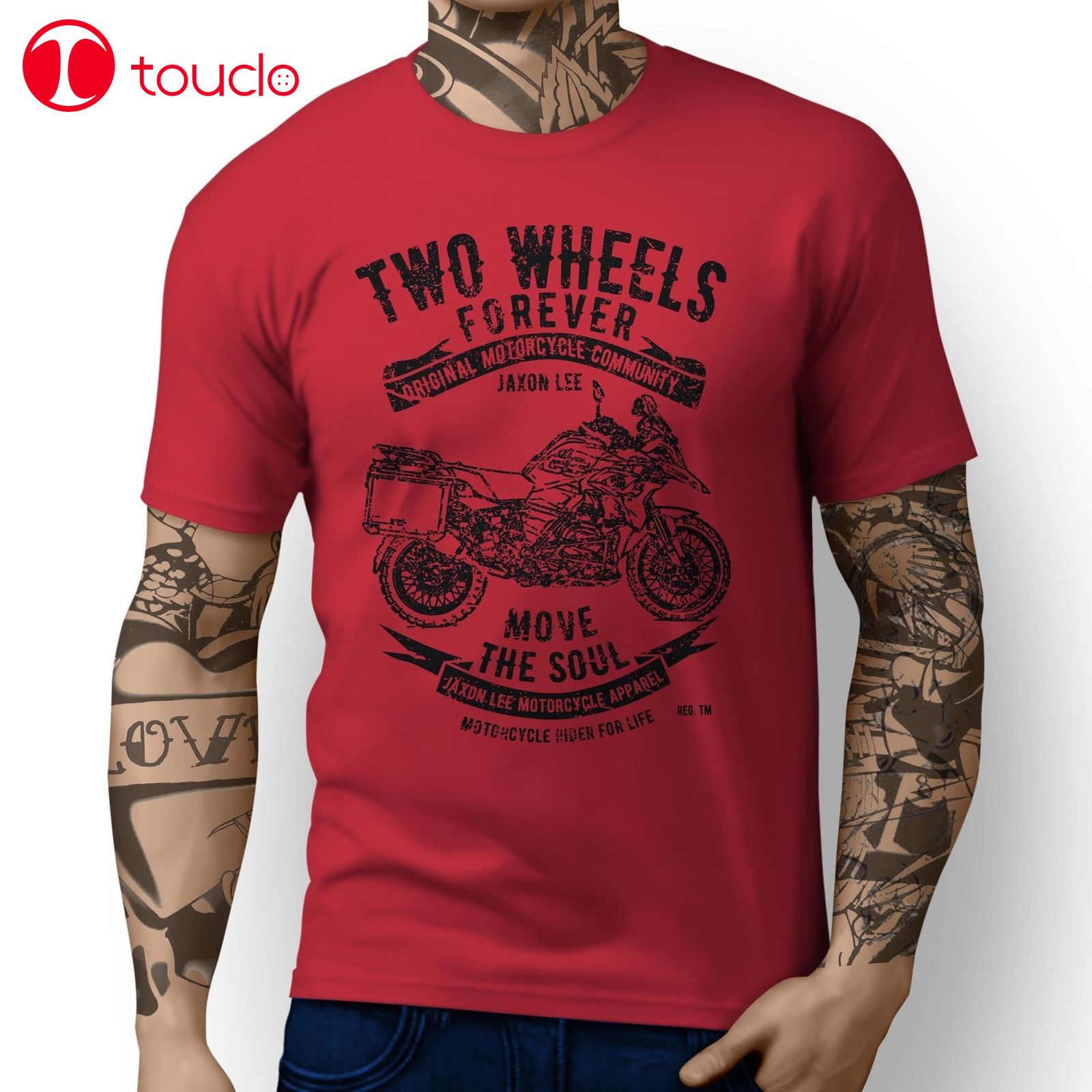 US $7.99 20% OFF|2019 Free Shipping Germany Classic Motorbike R1200Gs 2017 Inspired Motorcycle Art Design T Shirts Tee Shirt Hoodies in T Shirts from