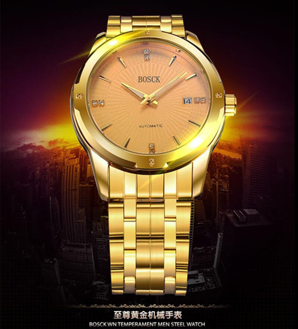 Hot style B8412 men s fashion watches high end hollow out mechanical watches luxury fashion watches