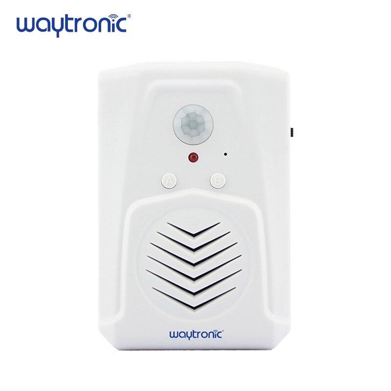 PIR sensor de movimento infravermelho MP3 player de som para efeitos sonoros distintivos com slot para cartão SD