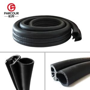 Image 2 - 高品質1メートルepdmと鋼遮音シールゴムストリップ鋼板オートアクセサリー避難所から風ノイズ