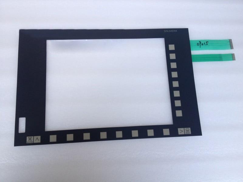 ФОТО OP015 6FC5203-0AF03-0AA0 Membrane Keypad Film For Operator Interface Panels