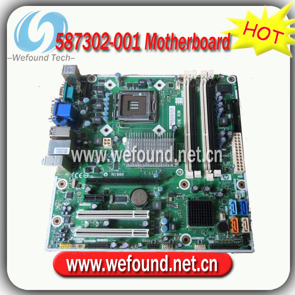 Hot!  Desktop motherboard mainboard 622476-001 587302-001 for HP Pro 3000 3010 3080
