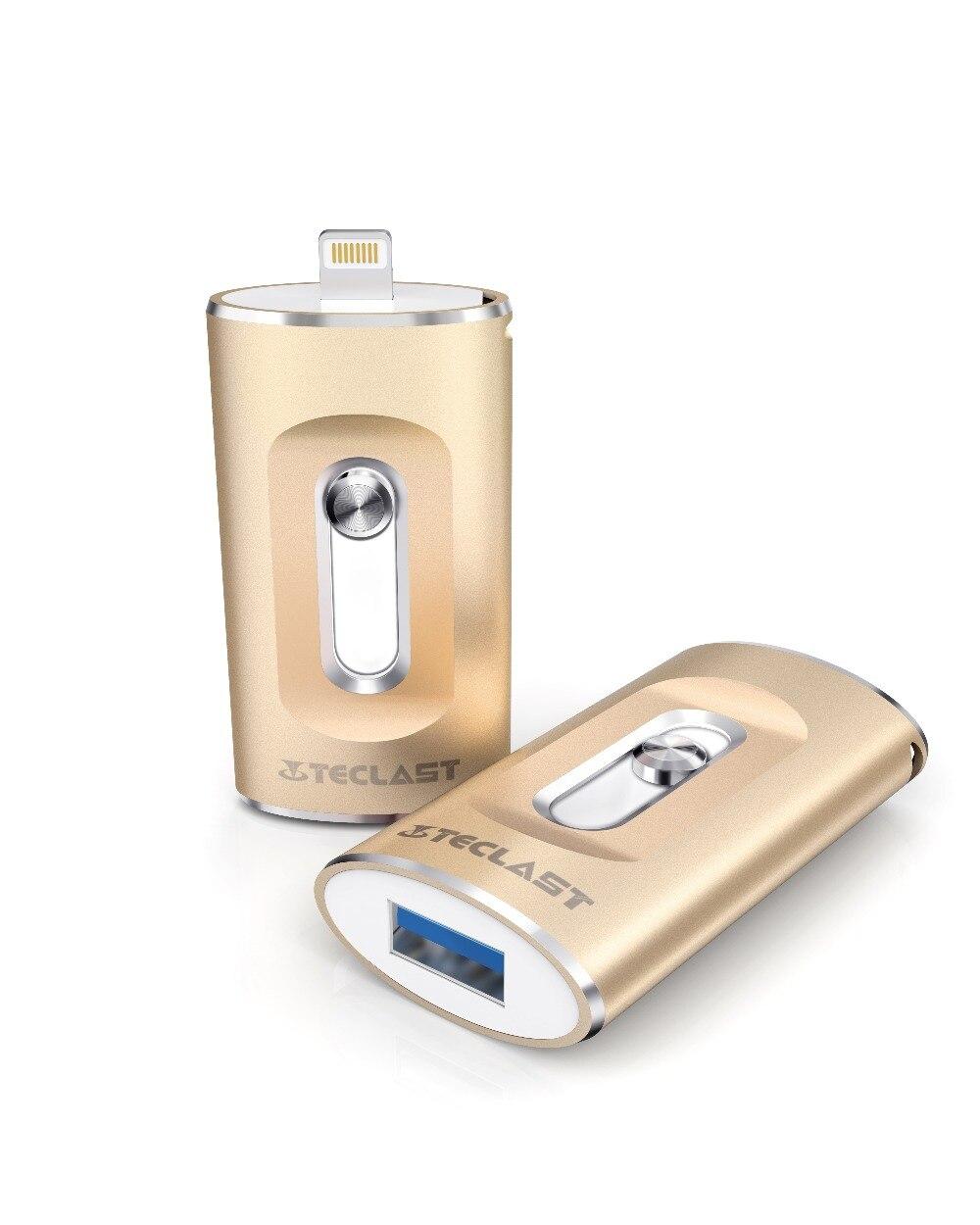 Teclast Magic Series USB 3 0 Flash Drive 32GB 64GB For iPhone iPad iPod touch Mac