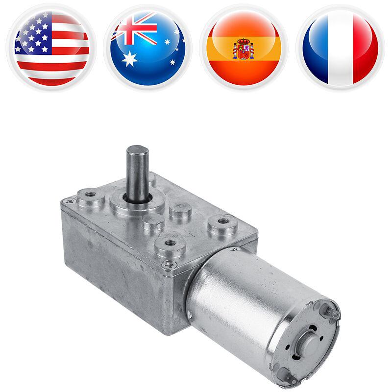 Aexit DC 3V Electric Motors 12000RPM 10mm x 2mm Coin Micro Vibration Motor for Fan Motors Cell Phone