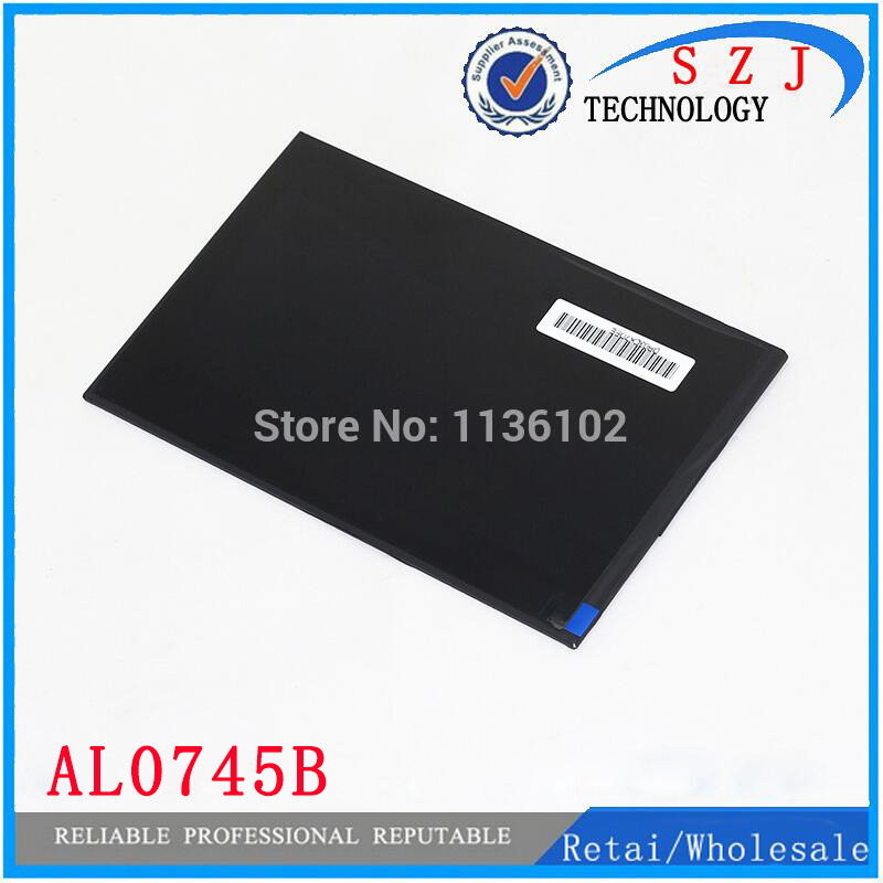 New 8'' inch For Chuwi VI8 punaier MOMO8W Tablet LCD Display AL0745B Tablet PC LCD screen panel Replacement Free shipping original new 8 0inch gl080001t0 50 v1 lcd display for newman t9 monokaryon tablet pc tft lcd display screen panel free shipping