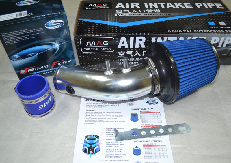 HQ Cold Air Intake Induction Kit/Cold Air Intake System ...