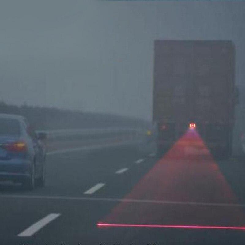 Anti Kollision Schwanz Bremsen Parkplatz Driving Sicherheit Warnung Lampen Moto Signal Licht Laser Nebel Leuchtet Hinten-ende Motorrad Licht