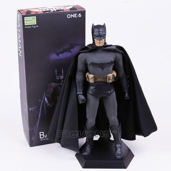 "Crazy Toys Batman 1/6th Scale PVC Action Figure Collectible Model Toy Real Clothes 12"" 30cm"