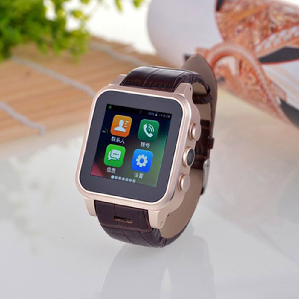 New Smart Phone Watch 2017 3G font b Android b font Watch with Camera Simcard GPS